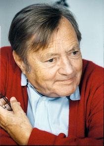 Rudolf Augstein (Foto: Spiegelgruppe/Pressefoto)