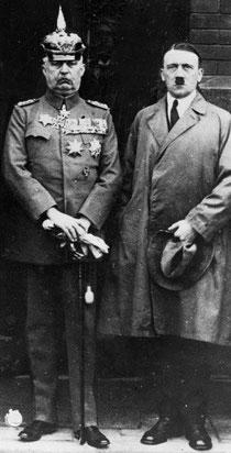 Hitler Ludendorff Putsch