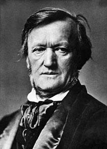 Richard Wagner (Foto: Franz Hanfstaengl, Lizenz: gemeinfrei)