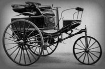Benz, Carl Friedrich: Lebensfahrt eines deutschen Erfinders. Die Erfindung des Automobils, Erinnerungen eines Achtzigjährigen. Leipzig 1936, S. 155-156. zeno.org. Lizenziert unter Gemeinfrei
