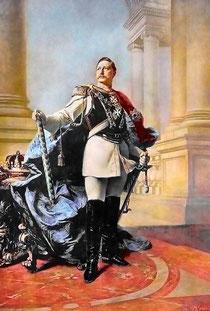 Wilhelm II. Biographie im Biografien-Blog
