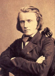 Johannes Brahms, Lizenz: gemeinfrei