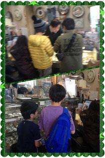 小学生が訪ねてくれました。