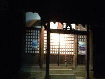 舎人の諏訪神社
