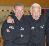 Alain Mahé et Robert