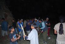 Tharu Kultur am Holi Fest