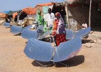 Cuines solars a Somàlia