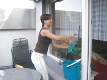 Fensterreinigung Privathaushalte