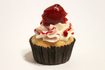 Schwarzwälder Kirsch, Black-Forest-Cupcake