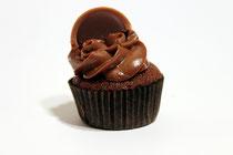 Toffifee-Cupcake