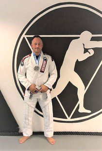 Silver / 2. Place BJJ for Krav Maga Instructor