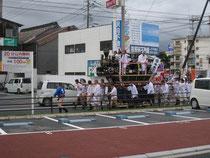 """一番思い出のある戸畑のお祭りは、""""ヨイトサ""""です。"""