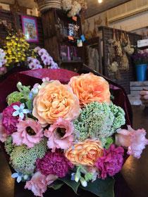 佐賀のお花屋さん。