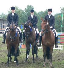 Kartin Brandhove, Anna Brandhove & Ramona Füchtenhans