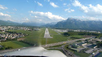 Anflug Airport