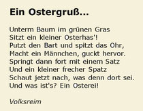 Zitat Ostern