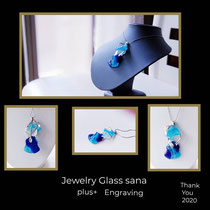 glass plus+ Engraving  ◆リズム◆