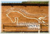 Reit- und Fahrgemeinschaft Gallspach-Meggenhofen
