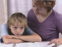 Lernschwächen können den Kindern den Schulalltag vermiesen
