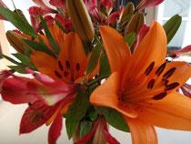 Bild: Blumenstrauß