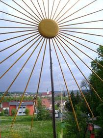 Sonne aus Holz, Neunburg vorm Wald