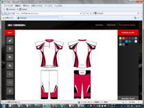 Go design!のサイトから自由にデザインと色を選べます