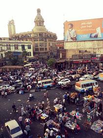 Kairo - pures Chaos
