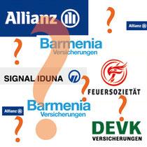 Homöopathie Berlin Zusatzversicherungen Heilpraktiker