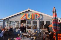 Zuid, die zweite Strandbar am Südstrand