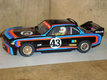 BMW 3,0 CSL in 1:24