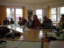 Tagung vom Kreisausschuss