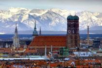 München, die Weltstadt mit Herz