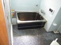 浴槽(リフォーム前)S邸