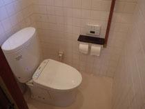 洋式トイレ(リフォーム後)