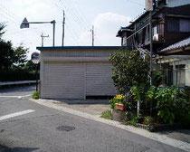 自動車用車庫(重量鉄骨)