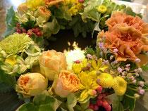 flower arrangement/フラワーアレンジメント