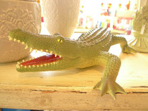 RUBBER ANIMALS/Alligator/3570yen