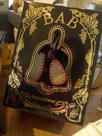bab shake/skull black/amabro