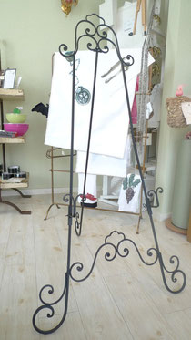 bell iron easel