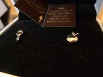 story earring/3150yen/amabro
