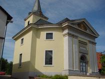 Fledermausquartier in der Kirche - Bastian