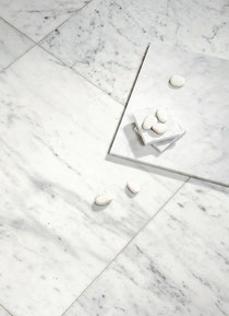 White Carrara Marble Tiles