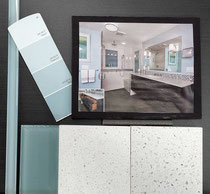 We have hundreds of tile, countertop, and decorative glass and stone options in our Kent showroom, and can get more from our warehouses in Seattle, Tukwila, and SeaTac.