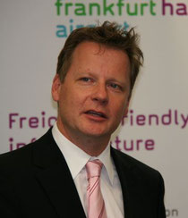 Markus Bunk, Managing Director Hahn Airport