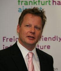 Markus Bunk, Managing Director Hahn Airport