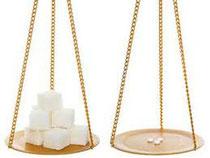 Dolcificanti artificiali nelle diete dimagranti