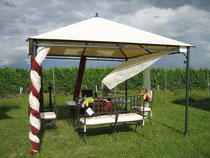 Pavillon Aliseo 3,5 x 3,5m