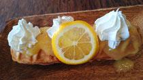 レモンカード(レモンバター)ワッフル