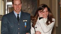 принц Уилльям и Кэйт Мидлтон