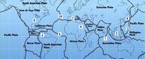 карта последовательности катасроф